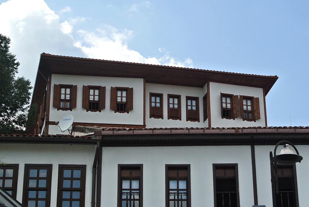 Safranbolu Evlerinden bir örnek