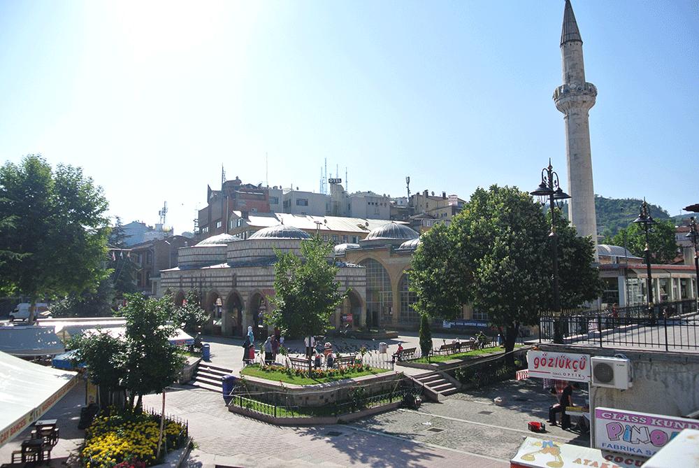 Kastamonu Merkez ve Nasrullah Camii