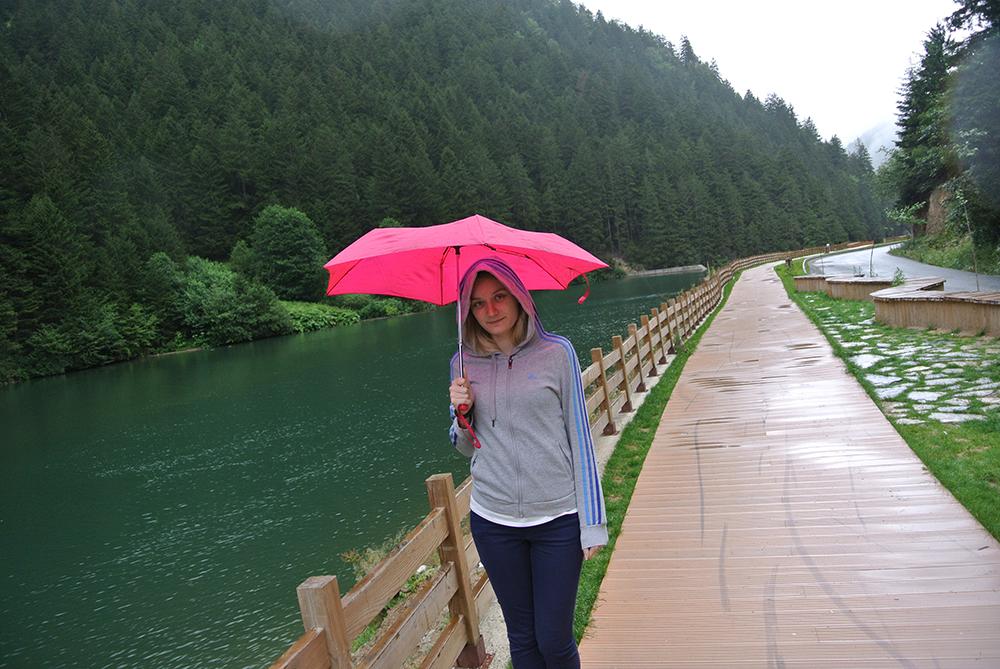 Yağmuurr! :)