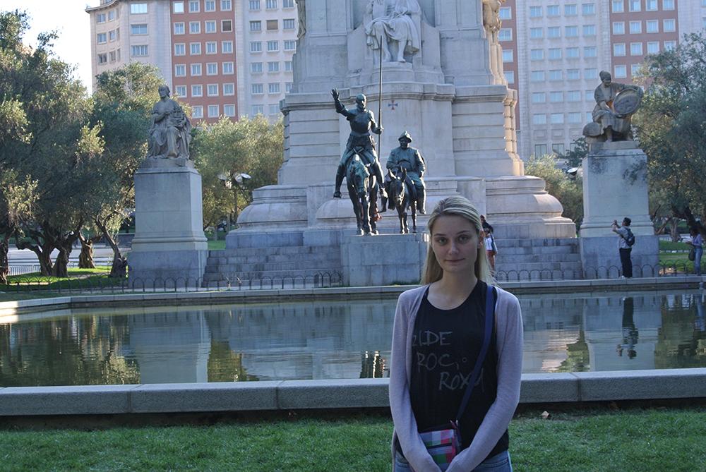 Arkamdakiler Don Kişot ve Sancho Panza