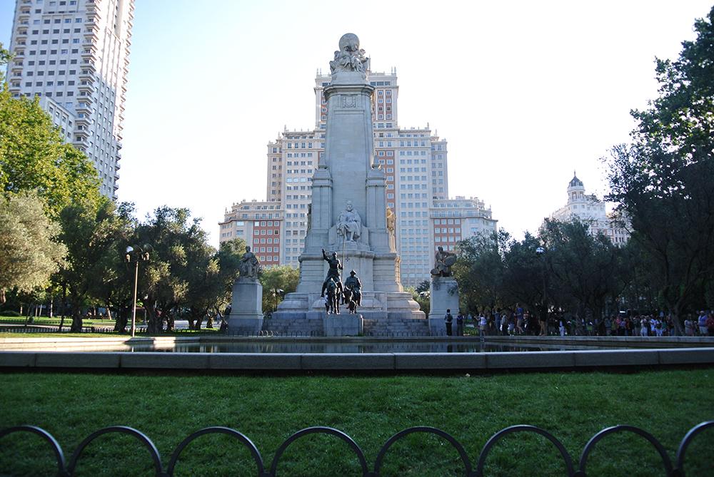 Cervantes Anıtı