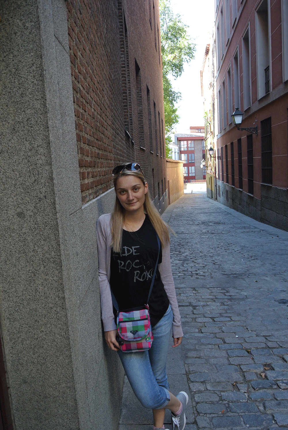 Sanırım sadece dar sokaklarını sevdim :)
