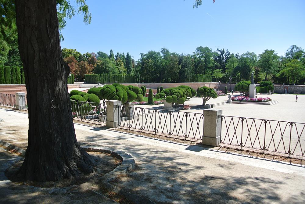 El Retiro Park