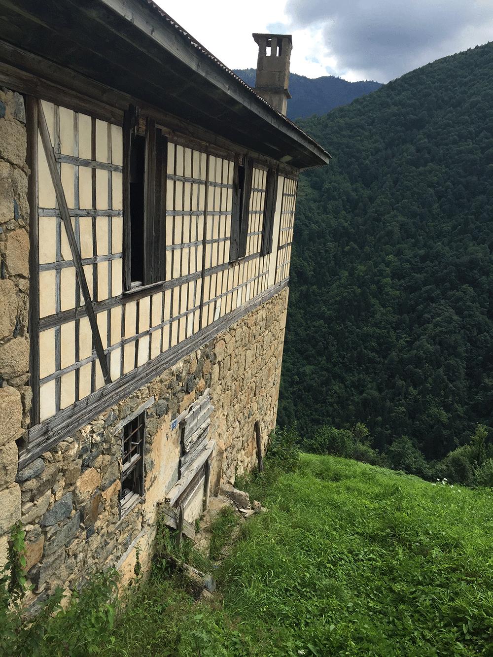Babamın evi
