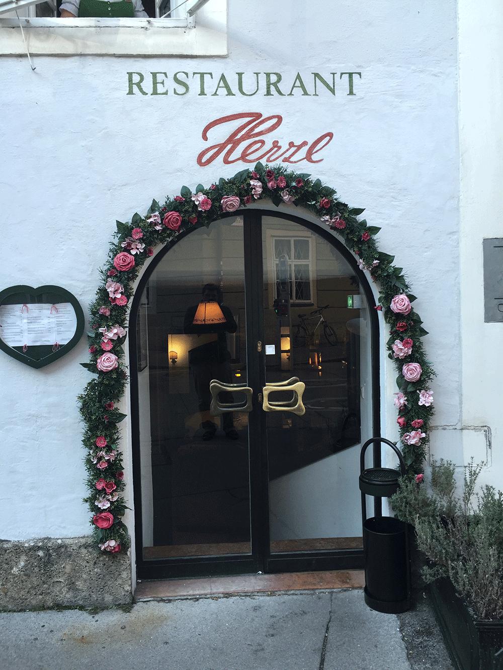 Herzl'in şirin kapısı