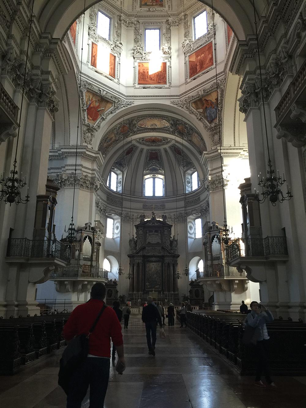 Salzburg Katedrali