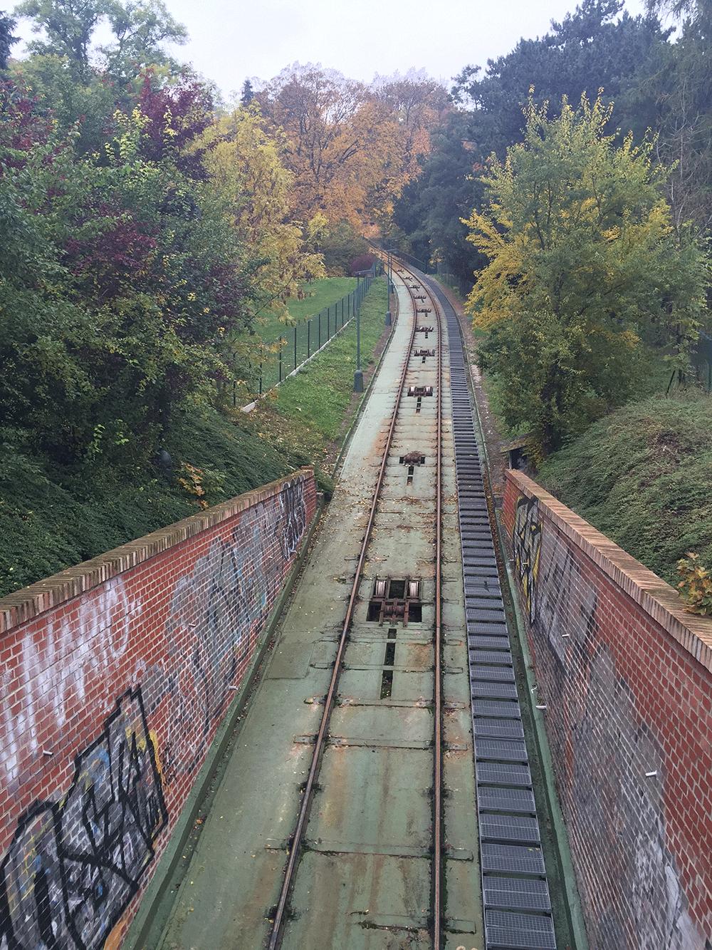 Kablolu tren yolu