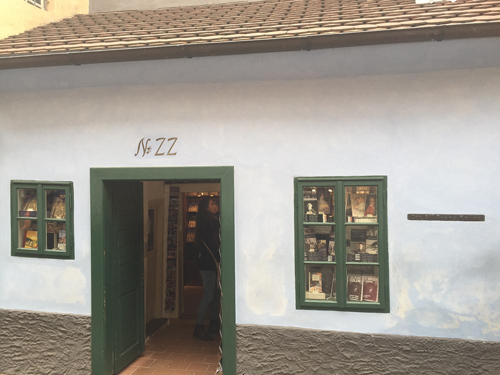 Kafka'nın Evi