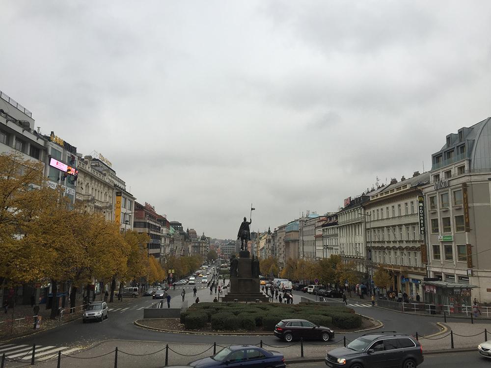 Vaclav Meydanı