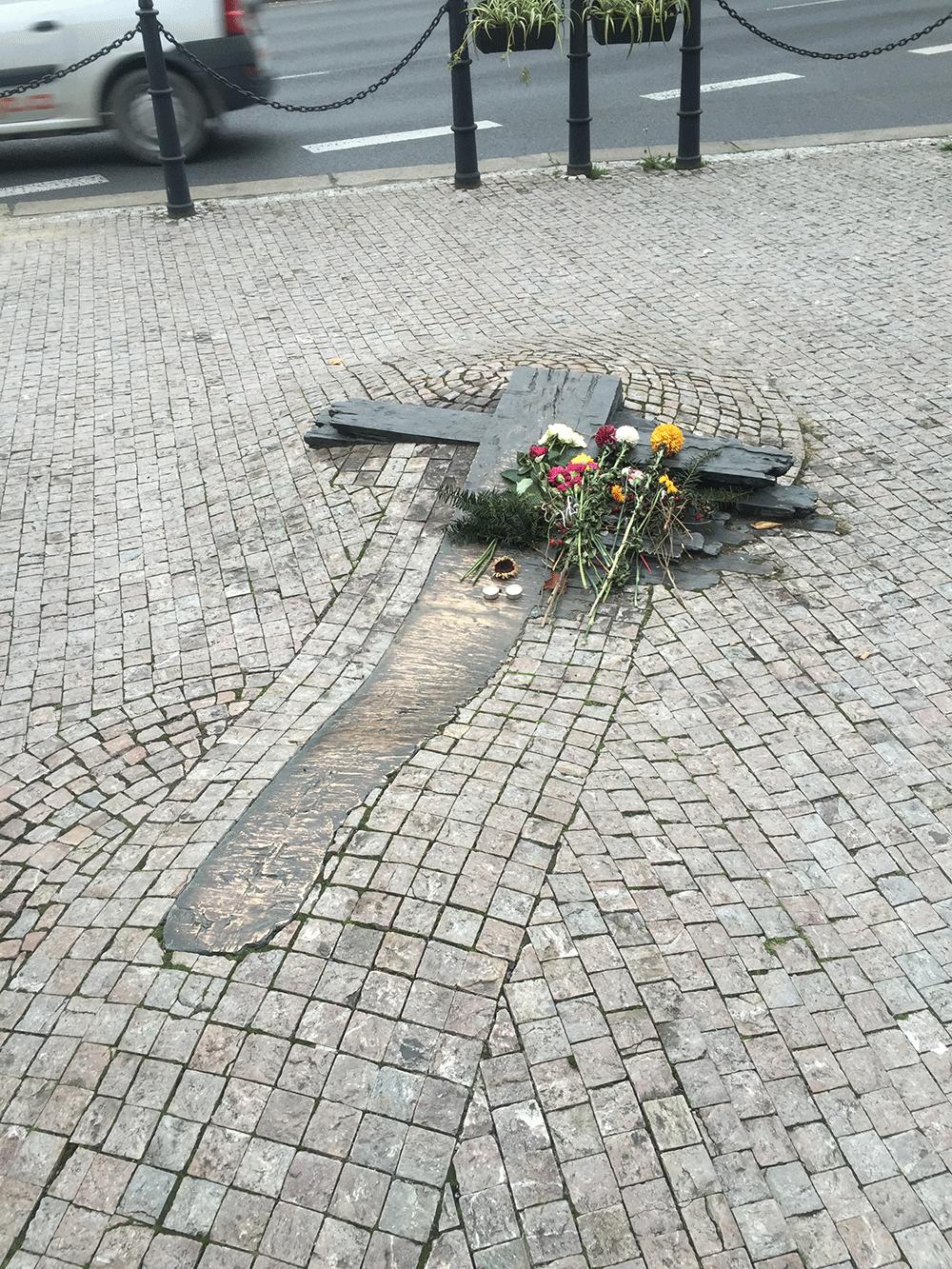 Jan Palach Anıtı