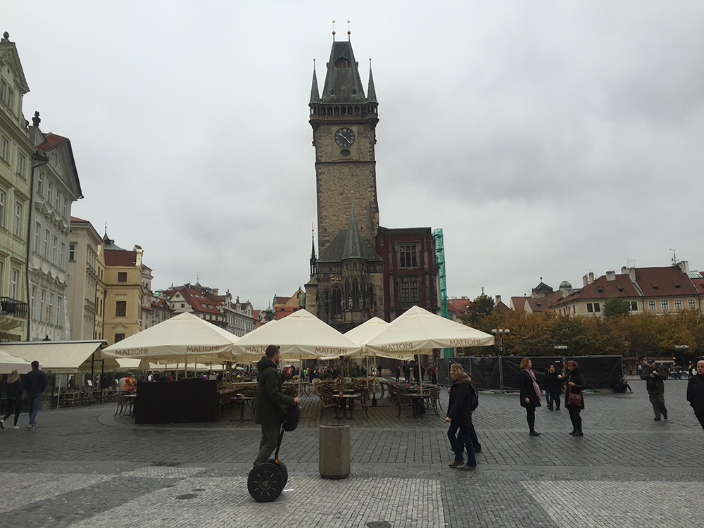 Belediye Sarayı ve Astronomik Saat