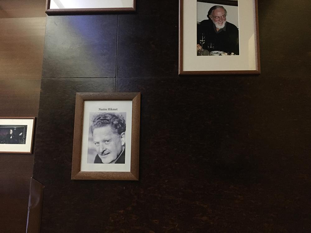 Nazım Hikmet'in fotoğrafı