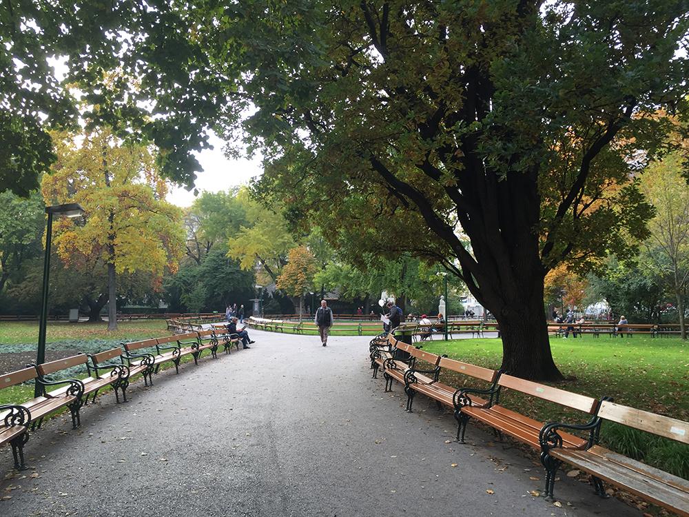 Sonbahar'da Viyana