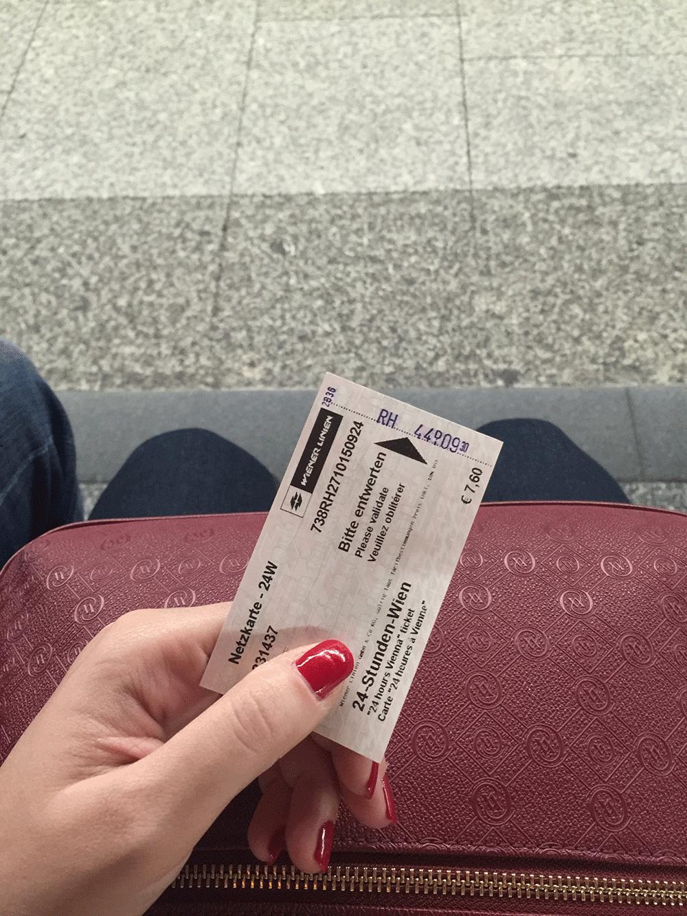 Ulaşım bileti