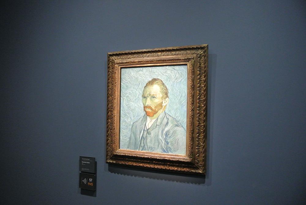 Van Gogh Portresi