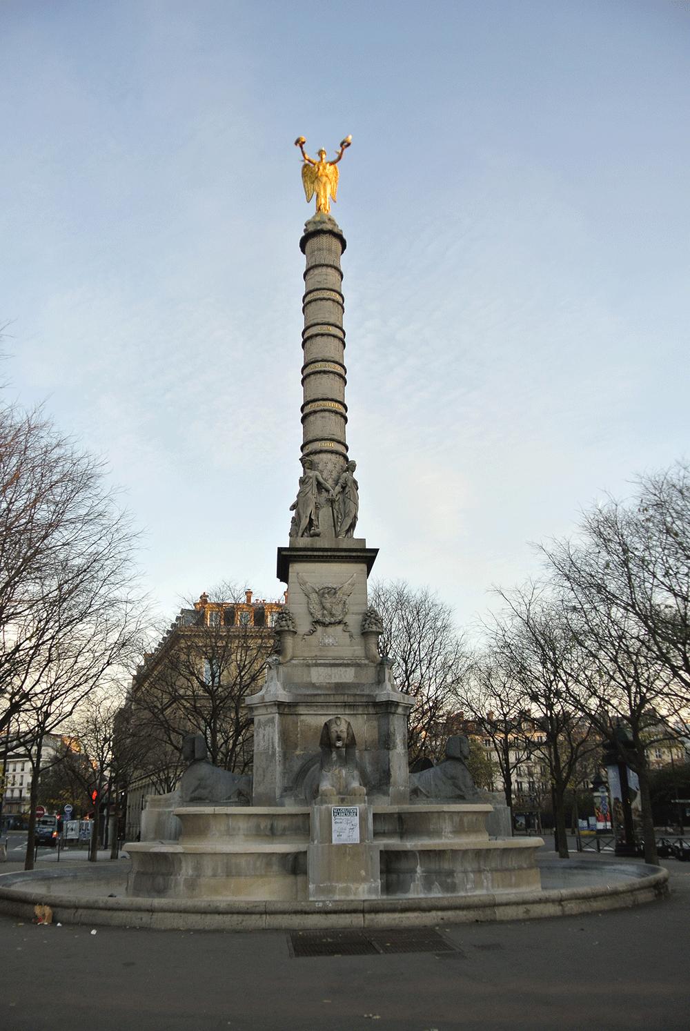 Fontaine du Palmier