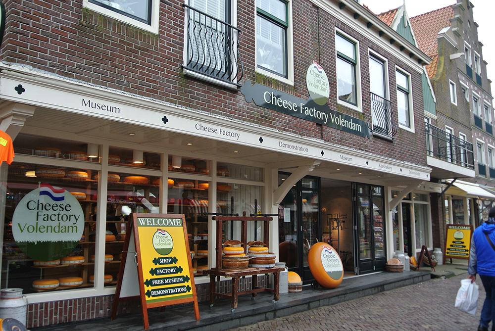 Burası mağaza, sağ taraf müze