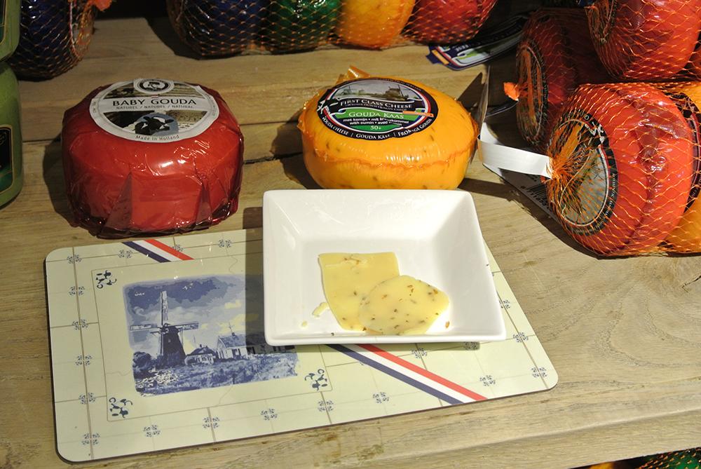 Peynir tadımı