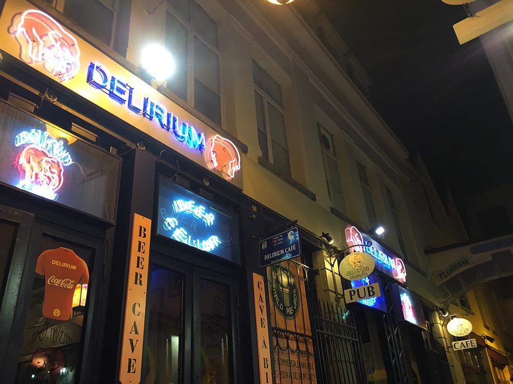 Delirium Cafe