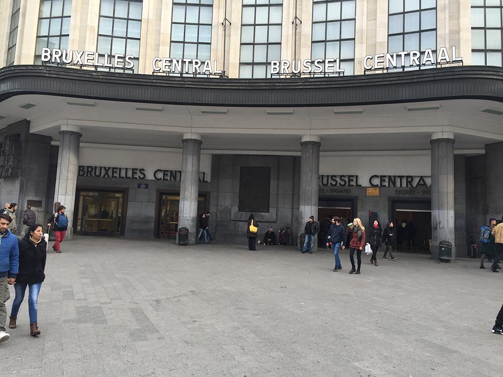 Brüksel Merkez İstasyonu