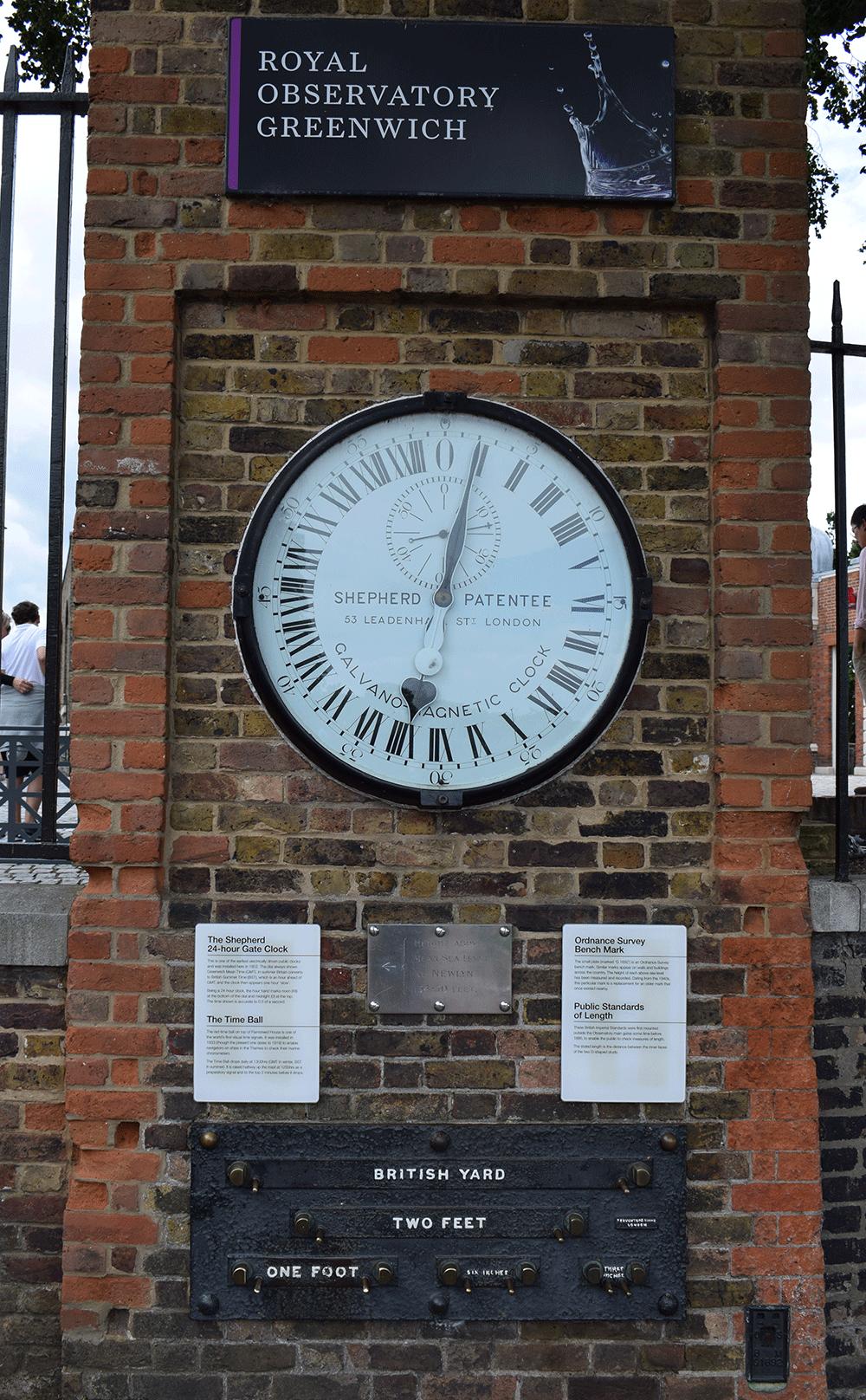 Tüm dünya saatlerinin bu saate göre ayarlandığını biliyor muydunuz?