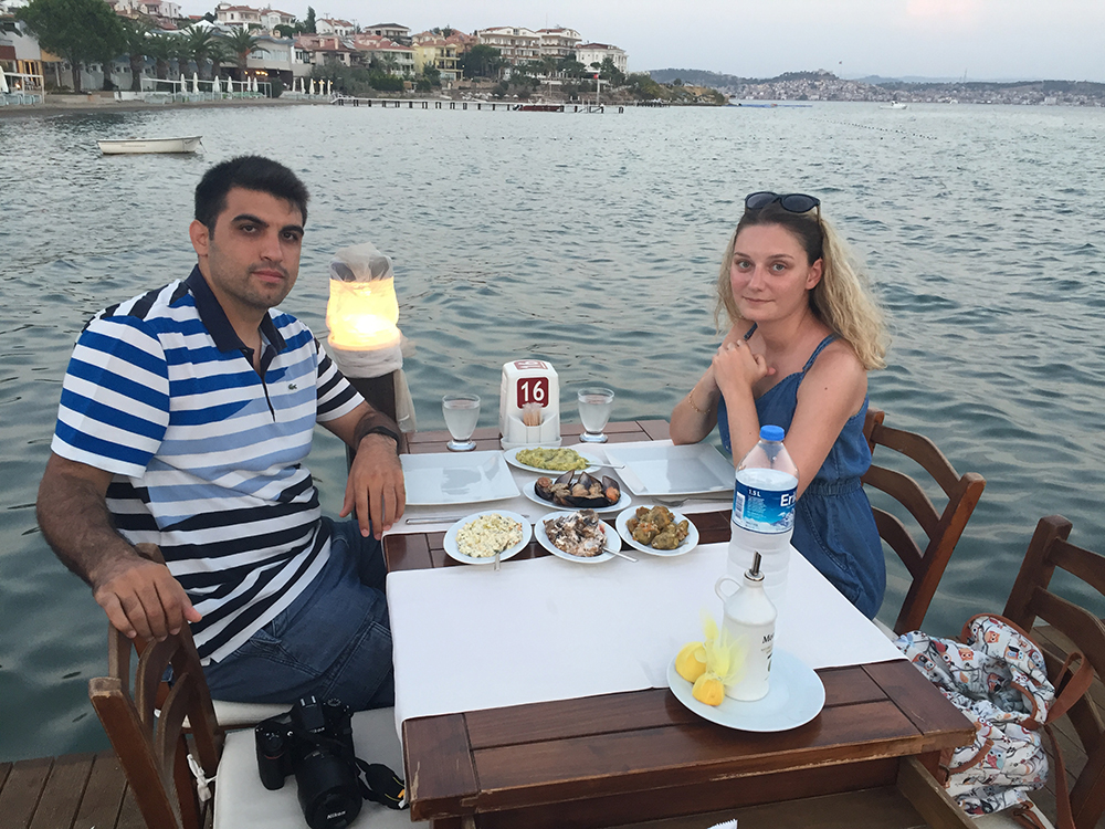 Teos Meze Balık