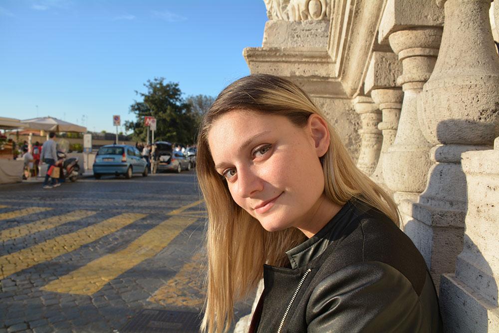 Ayhan Sicimoğlu'nun meşhur lafıyla devam etmek istiyorum 'Roma'dayım, keyiften komadayım' :)