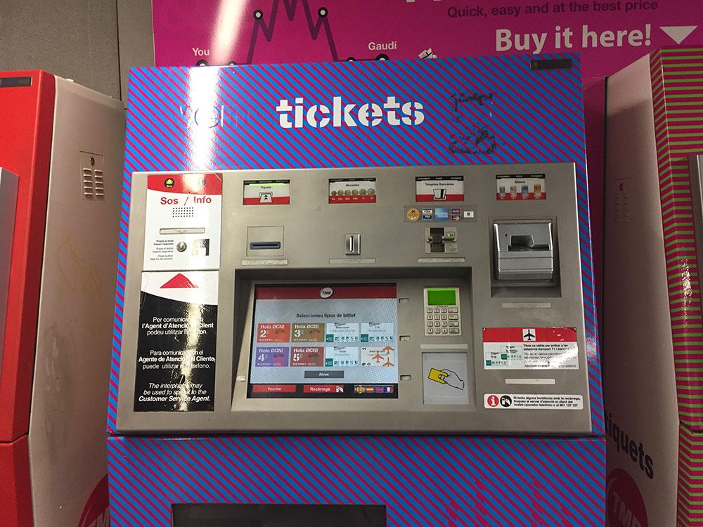 Bilet Makineleri